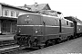 "MaK 800005 - DB ""280 010-0"" 06.05.1973 - Neuenmarkt-Wirsberg, BahnhofMartin Welzel"