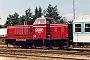 """MaK 800011 - OHE """"800011"""" 10.07.1994 - CelleVolker Block"""