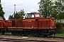 """MaK 800016 - AJF """"T 21 60"""" 28.06.2007 - ArvidsjaurFrank Seebach"""