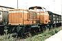 """MaK 800091 - MKB """"V 1"""" 27.07.1988 - Minden-Stadt, BahnhofChristoph Weleda"""