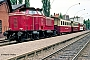 "MaK 800091 - MKB ""V 10"" 09.06.1972 - Minden, Bahnhof StadtWerner Wölke"
