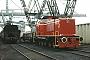"MaK 800093 - Midgard ""2"" 09.10.1981 - NordenhamUlrich Völz"