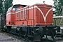 "MaK 800113 - Lollandsbanen ""M 33"" 03.08.1989 - MoersGunnar Meisner"