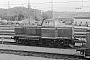 "MaK 800121 - SJ ""T 21 93"" 09.08.1983 - UddevallaChristoph Beyer"