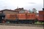 """MaK 800129- SJ """"T 21 101"""" 28.06.2007 - ArvidsjaurFrank Seebach"""