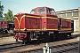 "MaK 800138 - SJ ""T 21 110"" 02.08.1982 - Hagalund (Stockholm)Frank Edgar"