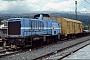 """MaK 800145 - Ventura """"T 7044"""" 22.07.1993 - Giarre RipostoFrank Glaubitz"""