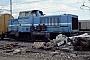 """MaK 800145 - Ventura """"T 7044"""" 23.07.1993 - Giarre RipostoFrank Glaubitz"""
