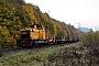 """MaK 800155 - CFL Cargo """"302"""" 11.11.2014 - DifferdangeMartijn Schokker"""