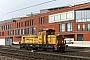"""MaK 800177 - CFL Cargo """"315"""" 07.03.2014 - Esch-sur-Alzette-BelvalIvonne Pitzius"""