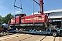 MaK 800180 - SRT 04.07.2018 - Nordhorn, Betriebshof Bentheimer EisenbahnJohann Thien