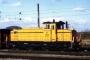 """MaK 800185 - ProfilARBED """"317"""" 21.02.2002 - Esch-BelvalMarkus Hilt"""