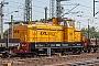 "MaK 800189 - CFL Cargo ""319"" 23.07.2014 - Oberhausen, Bahnhof West ""DK""Rolf Alberts"