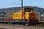 "MaK 800189 - CFL Cargo ""319"" 14.04.2015 - Belval-UniversitéJean-Claude Delagardelle"