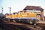 "MaK 800190 - Seehafen Kiel ""2"" 10.08.1997 - Kiel, HauptbahnhofTomke Scheel"