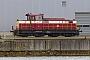 """MaK 800190 - CFL Cargo """"02"""" 14.07.2017 - Kiel-Wik, NordhafenTomke Scheel"""