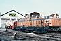 """MaK 800192 - On Rail """"4"""" 29.03.1996 - MoersHelge Deutgen"""