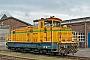 """MaK 800192 - Alunorf """"2"""" 25.11.2013 - Moers, Vossloh Locomotives GmbH, Service-ZentrumRolf Alberts"""