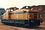 "MaK 800192 - NIAG ""4"" 31.07.1992 - Orsoy, Bahnhof HafenAleksandra Lippert"