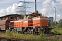 "SFT 1000900 - RBH Logistics ""801"" 03.08.2007 - Duisburg-Walsum, BahnhofIngmar Weidig"