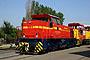 "SFT 1000906 - NE ""VII"" 11.07.2005 - Moers, Vossloh Locomotives GmbH, Service-ZentrumArchiv loks-aus-kiel.de"