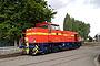 "Siemens 1000906 - NE ""VII"" 14.07.2001 - Moers, Vossloh Locomotives GmbH, Service-ZentrumHartmut Kolbe"
