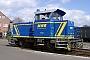 "SFT 220120 - MWB ""V 601"" 03.04.2003 - Moers, Vossloh Locomotives GmbH, Service-ZentrumHartmut Kolbe"