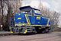 "SFT 220120 - MWB ""V 601"" 05.04.2003 - Moers, Vossloh Locomotives GmbH, Service-ZentrumPatrick Paulsen"