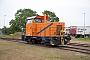"SFT 220123 - Railservice Jessen ""322 220 123"" 15.06.2012 - KoldingKarl Arne Richter"