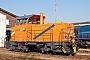 "SFT 220124 - northrail ""322 220 124"" 10.02.2012 - Moers, Vossloh Locomotives GmbH, Service-ZentrumRolf Alberts"