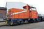 "SFT 220124 - northrail ""322 220 124"" 13.03.2012 - Moers, Vossloh Locomotives GmbH, Service-ZentrumJörg van Essen"