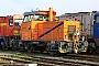 "SFT 220126 - northrail ""322 220 126"" 31.10.2014 - Moers, Vossloh Locomotives GmbH, Service-ZentrumAxel Schaer"