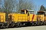 "SFT 220129 - Railion ""MK 610"" 14.04.2007 - PadborgTomke Scheel"