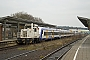 SFT 220139 - NOB 14.12.2007 - Husum, BahnhofNahne Johannsen