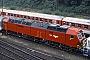 """SFT 30006 - NSB """"6.662"""" __.03.1995 - Kiel, HauptbahnhofTomke Scheel"""
