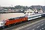 """SFT 30006 - NSB """"6.662"""" __.03.1995 - Kiel, BollhörnkaiTomke Scheel"""