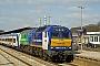 "SFT 30013 - NOB ""DE 2700-09"" 14.03.2006 - Westerland (Sylt)Nahne Johannsen"