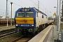 "SFT 30013 - HLG ""DE 2700-09"" 15.04.2016 - Waren (M�ritz), BahnhofMichael Uhren"