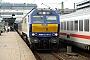 "SFT 30015 - NOB ""DE 2700-11"" 14.08.2007 - Hamburg-Altona, BahnhofAlexander Leroy"