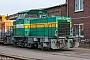 "SFT 700109 - IL ""182"" 12.10.2015 - Moers, Vossloh Locomotives GmbH, Service-ZentrumRolf Alberts"