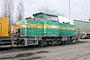 "SFT 700114 - IL ""183"" 09.02.2003 - Moers, Vossloh Locomotives GmbH, Service-ZentrumRolf Alberts"