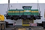 "SFT 700114 - IL ""183"" 01.02.2003 - Moers, Vossloh Locomotives GmbH, Service-ZentrumHartmut Kolbe"