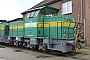 "SFT 700114 - IL ""183"" 19.10.2015 - Moers, Vossloh Locomotives GmbH, Service-ZentrumJörg van Essen"