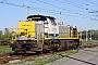 """Vossloh 1000918 - SNCB """"7701"""" 20.04.2018 - Antwerpen, Bahnhof Antwerpen-DamAndré Grouillet"""