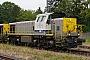 """Vossloh 1000928 - SNCB """"7711"""" 12.07.2011 - Mönchengladbach-RheindahlenWolfgang Scheer"""