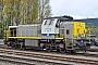 """Vossloh 1000938 - SNCB """"7721"""" 07.11.2009 - AntwerpenMartijn Schokker"""