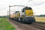 """Vossloh 1000995 - SNCB """"7778"""" 30.06.2007 - DordrechtLeen Dortwegt"""
