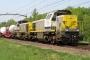 "Vossloh 1000996 - SNCB ""7779"" 12.05.2006 - HaarenAd Boer"