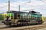 "Vossloh 1001001 - LINEAS ""7784"" 09.05.2017 - ?Kurt Luyckx"