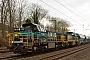 "Vossloh 1001006 - LINEAS ""7789"" 12.03.2018 - Duisburg-Neudorf, Abzweig LotharstraßeLothar Weber"
